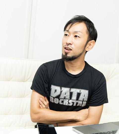 HAPPY ANALYTICS 小川卓 & JADE 村山佑介