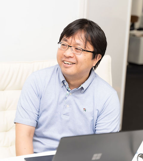 JADE 伊東周晃 & 運営堂 森野誠之