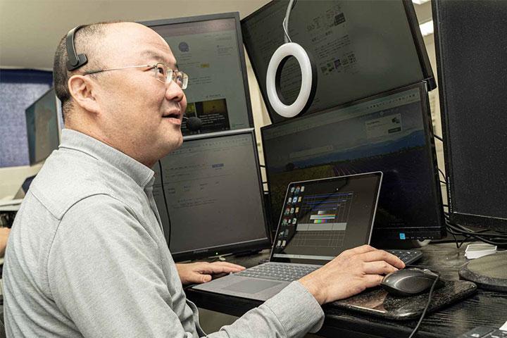JADE社のSEOコンサルタント・辻正浩さんと弊社社員・大西との対談を実施しました。